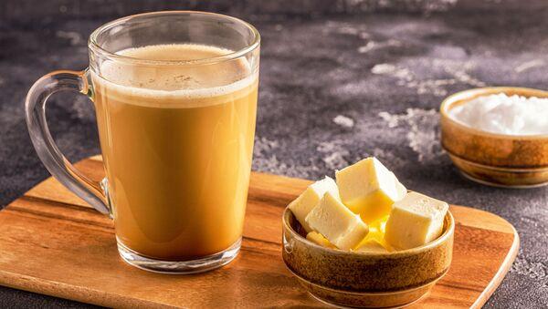 Kawa z masłem - Sputnik Polska