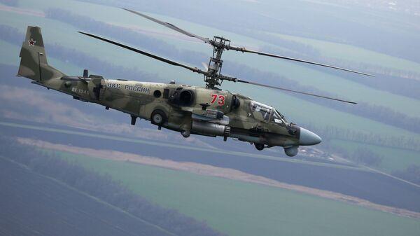 Ка-52 - Sputnik Polska