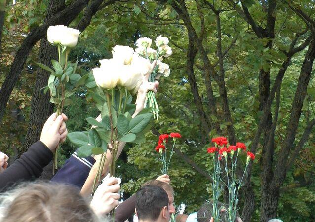 Pogrzeb Aleksandra Tarajkowskiego