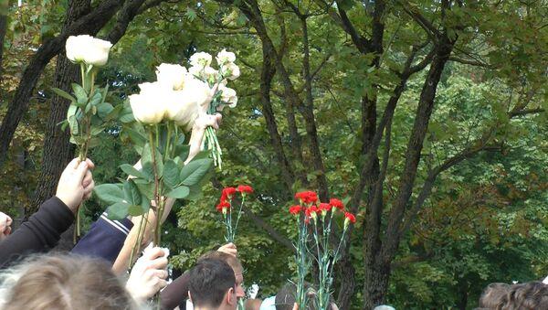 Pogrzeb Aleksandra Tarajkowskiego - Sputnik Polska