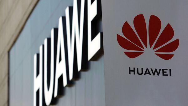 Huawei. - Sputnik Polska
