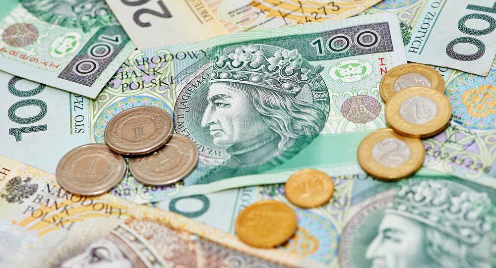 Polskie banknoty i monety