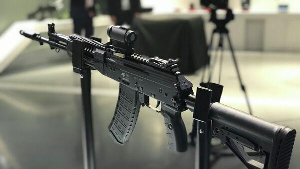 Cywilna wersja AK-12 - Sputnik Polska