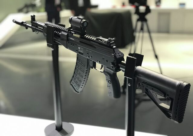 Cywilna wersja AK-12