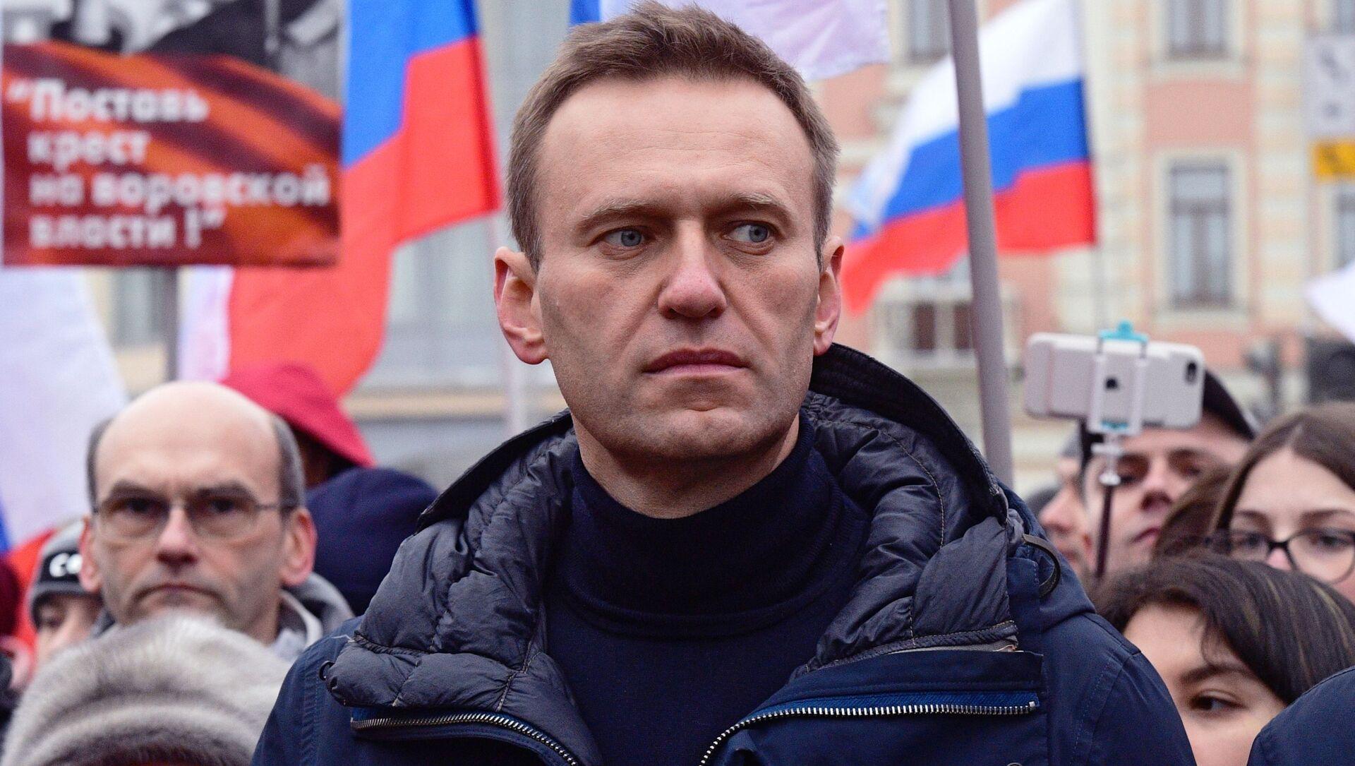 Aleksiej Nawalny - Sputnik Polska, 1920, 05.02.2021