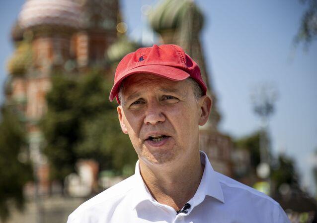Były kandydat na prezydenta Białorusi, były szef Parku Wysokich Technologii Waleryj Cepkała