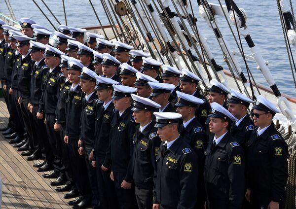 "Załoga barku ""Siedow"" - Sputnik Polska"