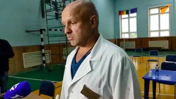 Lekarz Nawalnego - Sputnik Polska