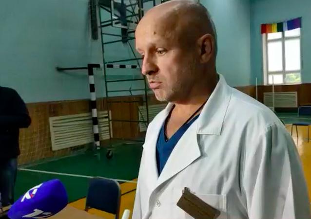Lekarz Nawalnego