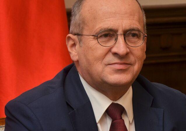 Szef MSZ Polski Zbigniew Rau