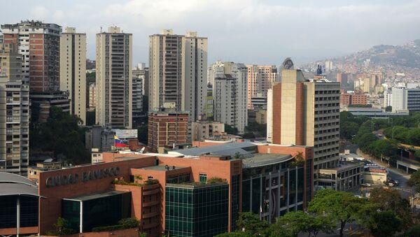 Caracas, Wenezuela.  - Sputnik Polska