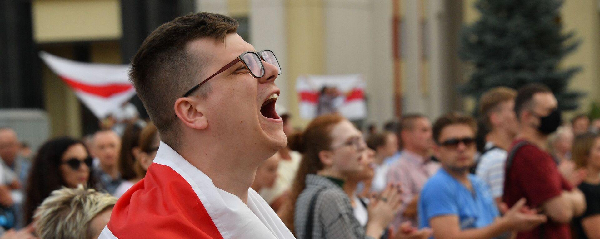 Protesty na Białorusi - Sputnik Polska, 1920, 05.06.2021