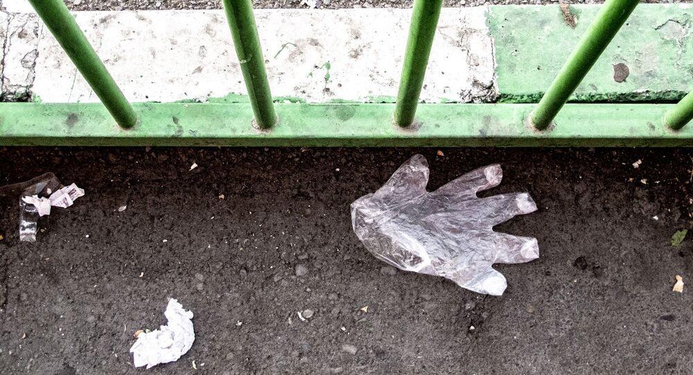 Wyrzucona rękawiczka