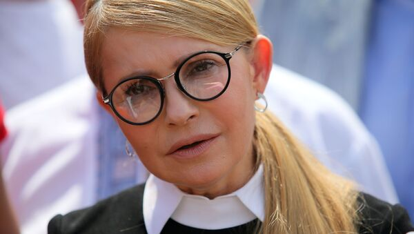 Julia Tymoszenko. - Sputnik Polska
