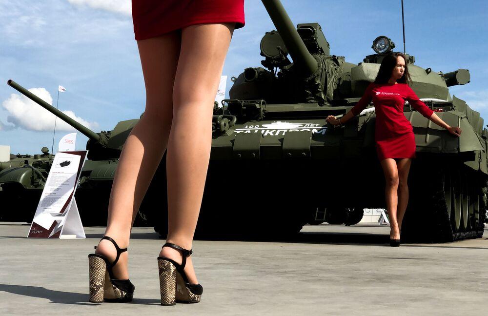 Czołg T-55А