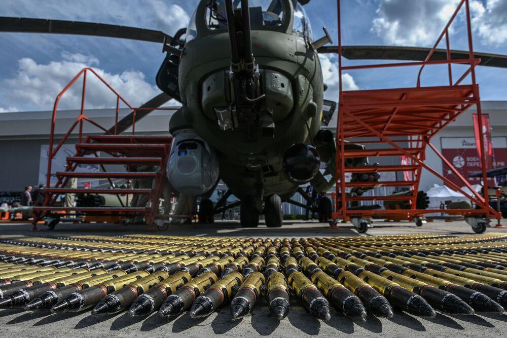 Śmigłowiec Mi-28N