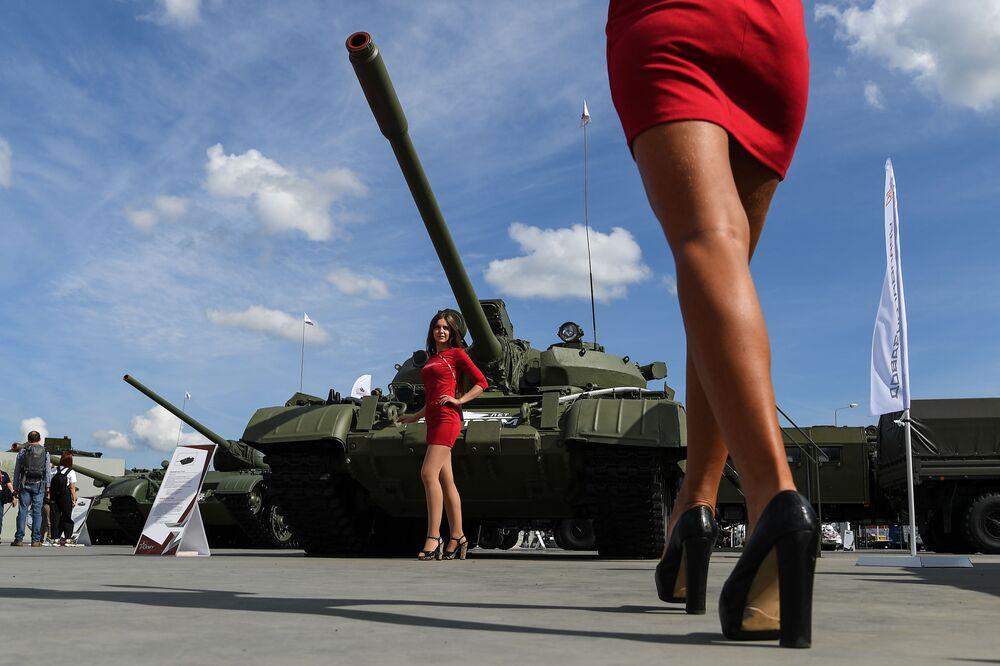 Czołg T-55A