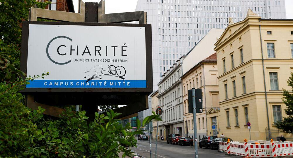 Szpital kliniczny Charite w Berlinie