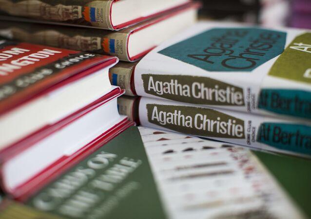 Książki Agathy Christie