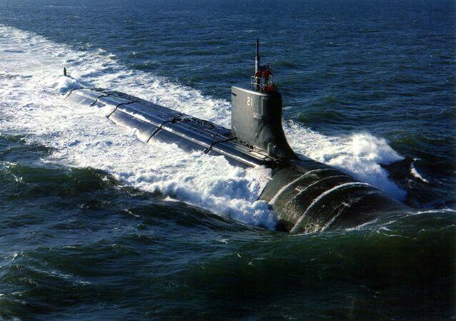 Okręt podwodny Seawolf (SSN 21)