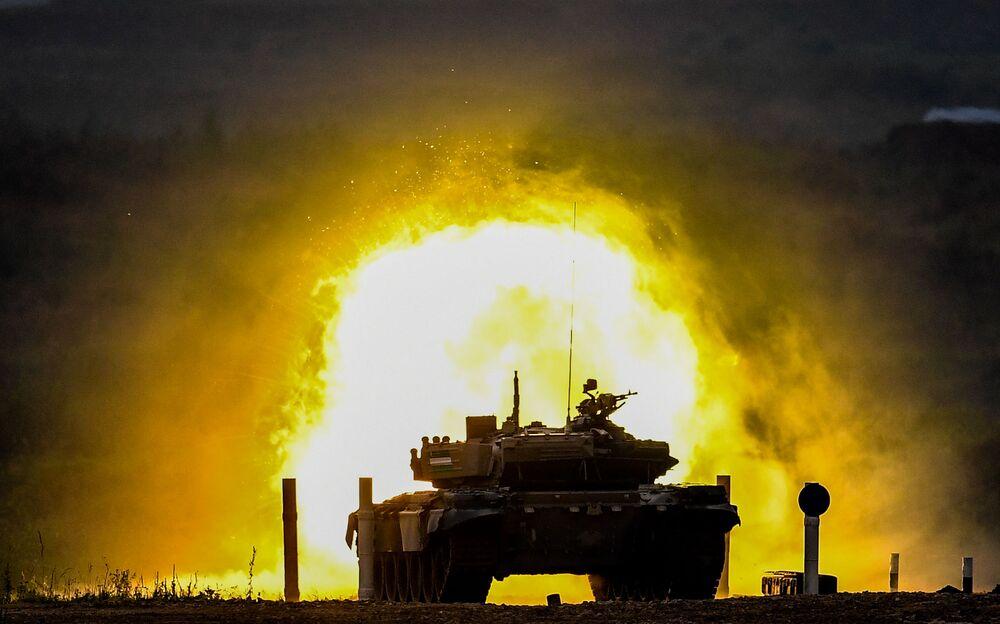 Zawody wojskowe ARMIA 2020