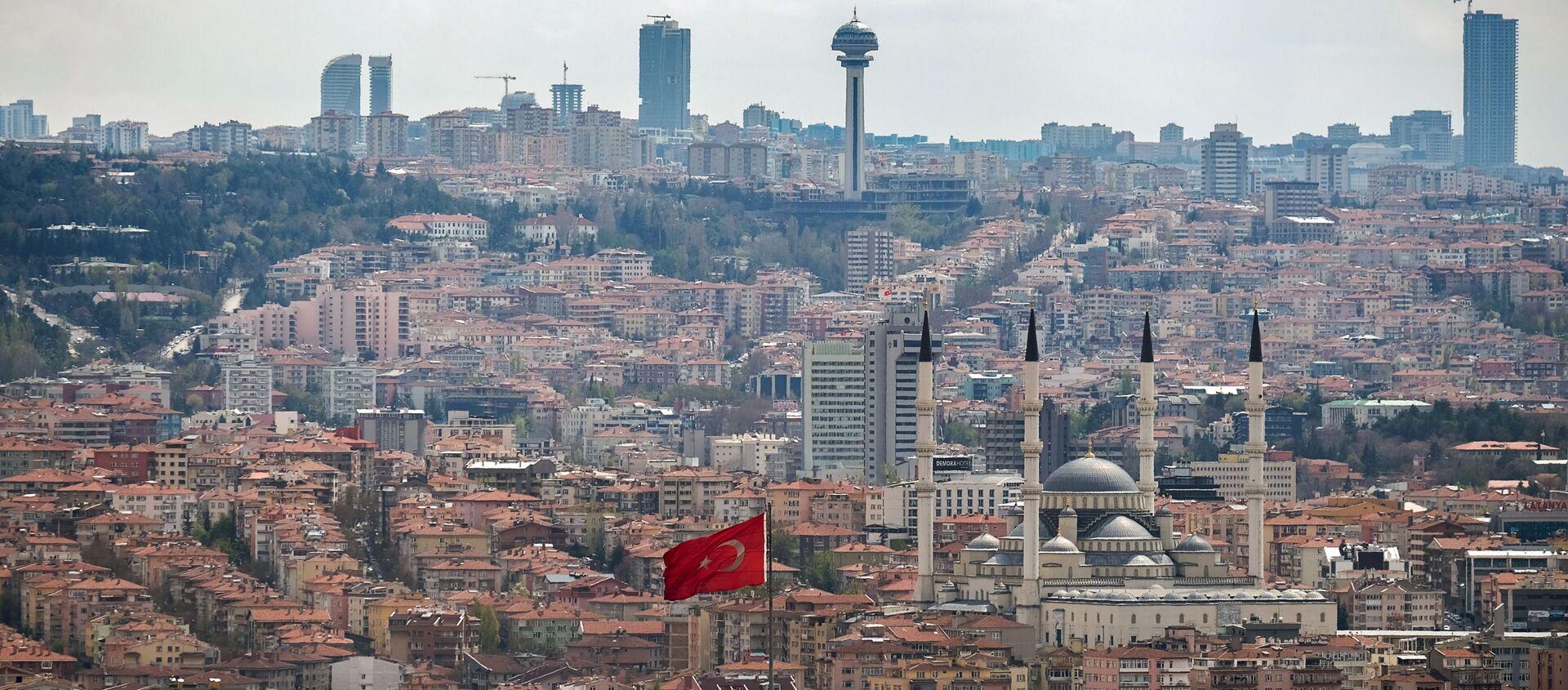 Ankara. Turcja - Sputnik Polska, 1920, 13.04.2021