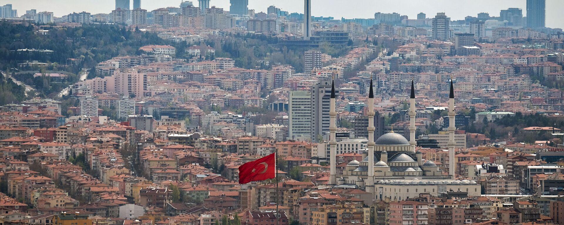 Ankara. Turcja - Sputnik Polska, 1920, 01.08.2021