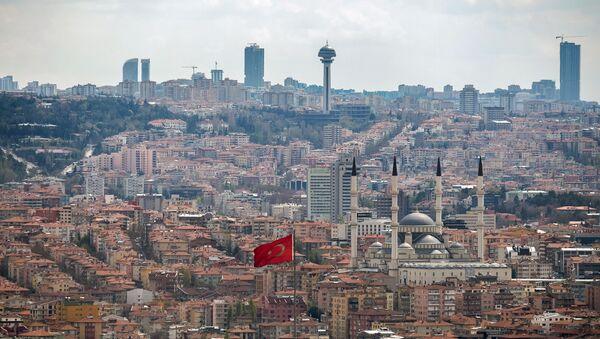 Ankara. Turcja - Sputnik Polska