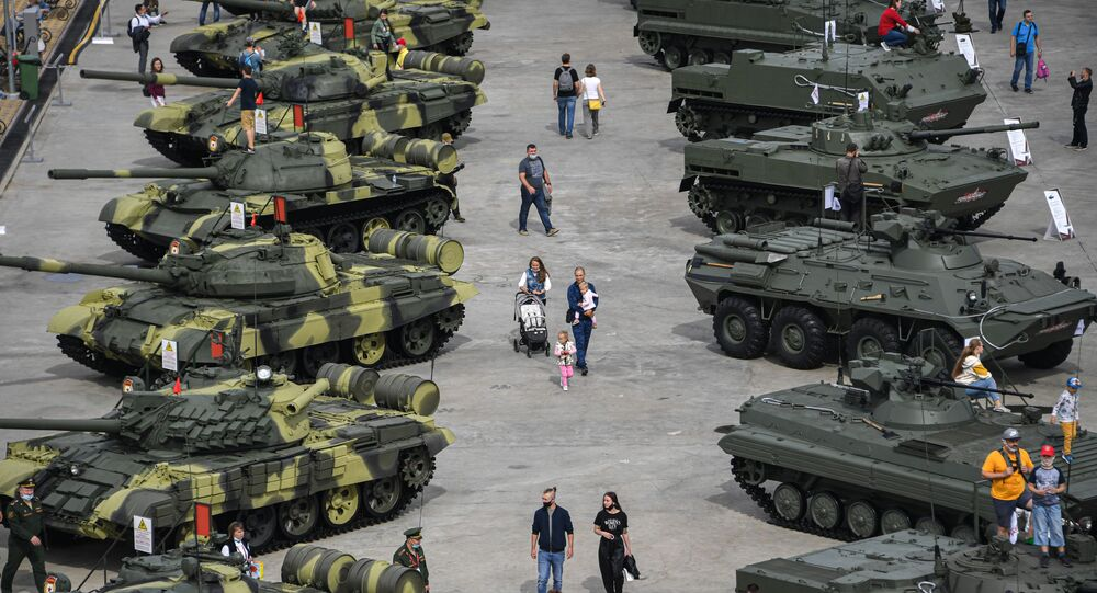 Międzynarodowe igrzyska wojskowe ARMIA 2020