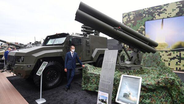 Międzynarodowe igrzyska wojskowe ARMIA 2020  - Sputnik Polska