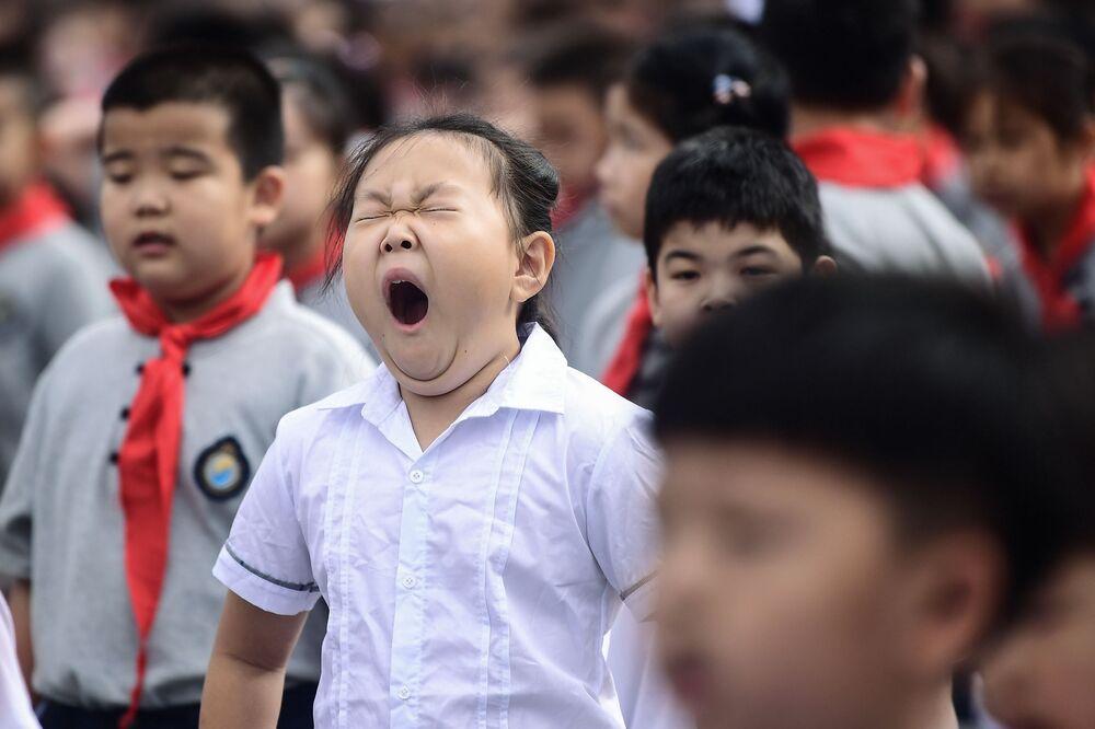 1 września w Chinach