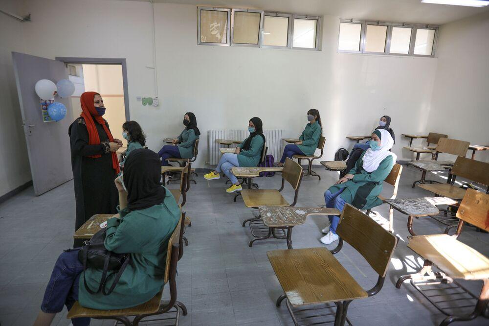 Szkoła w Jordanii