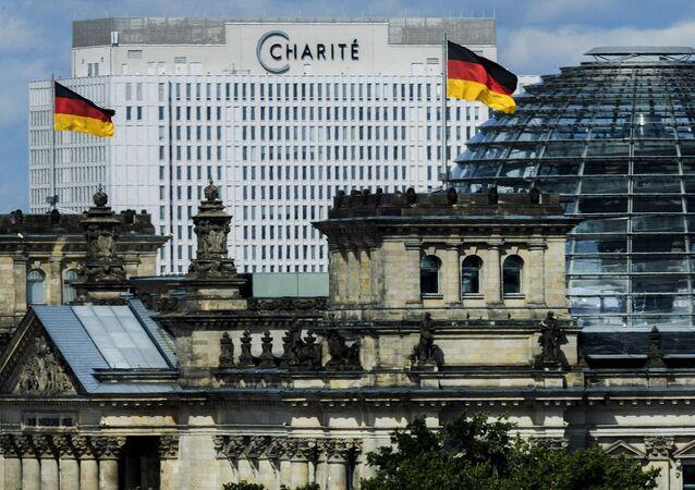 Klinika Charite w Berlinie