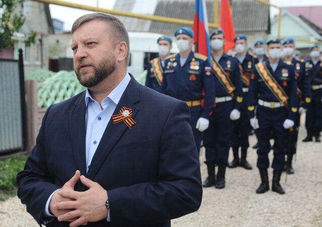 Senator i pułkownik GRU Aleksiej Kondratiew