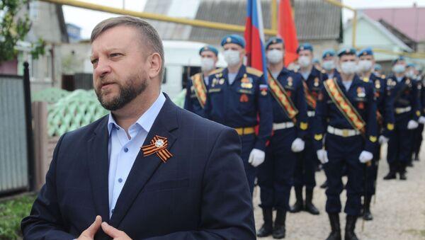 Senator i pułkownik GRU Aleksiej Kondratiew - Sputnik Polska