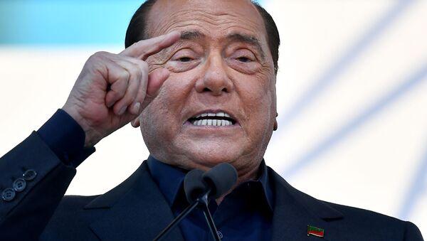 Silvio Berlusconi - Sputnik Polska