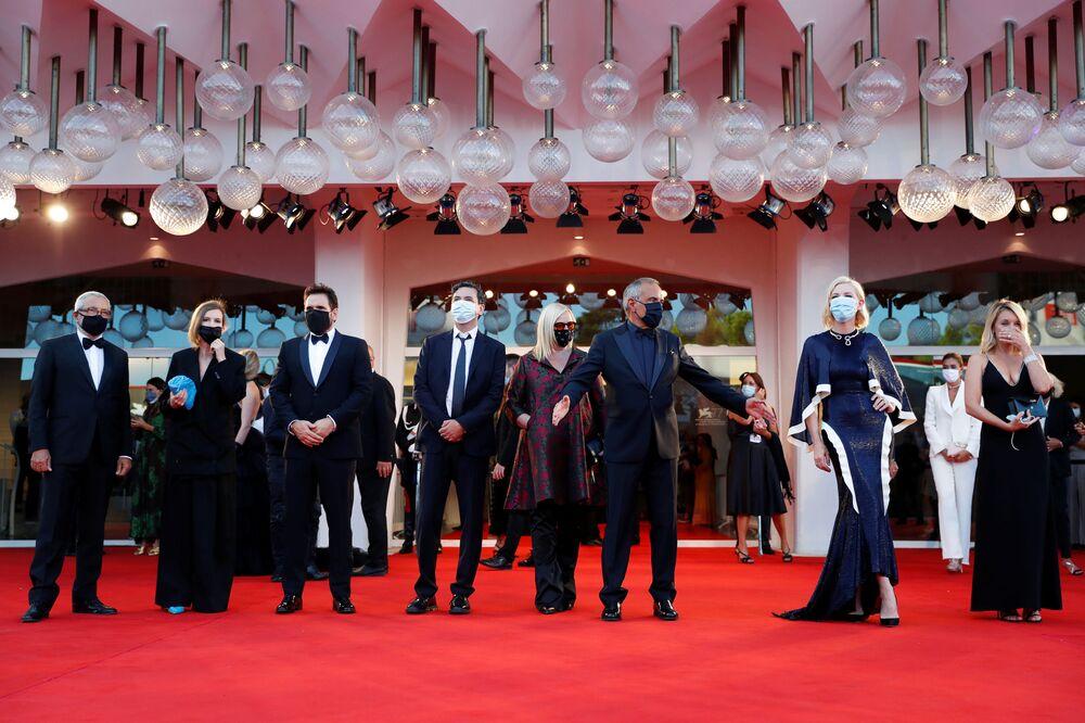 Jurorzy 77. Festiwalu Filmowego w Wenecji