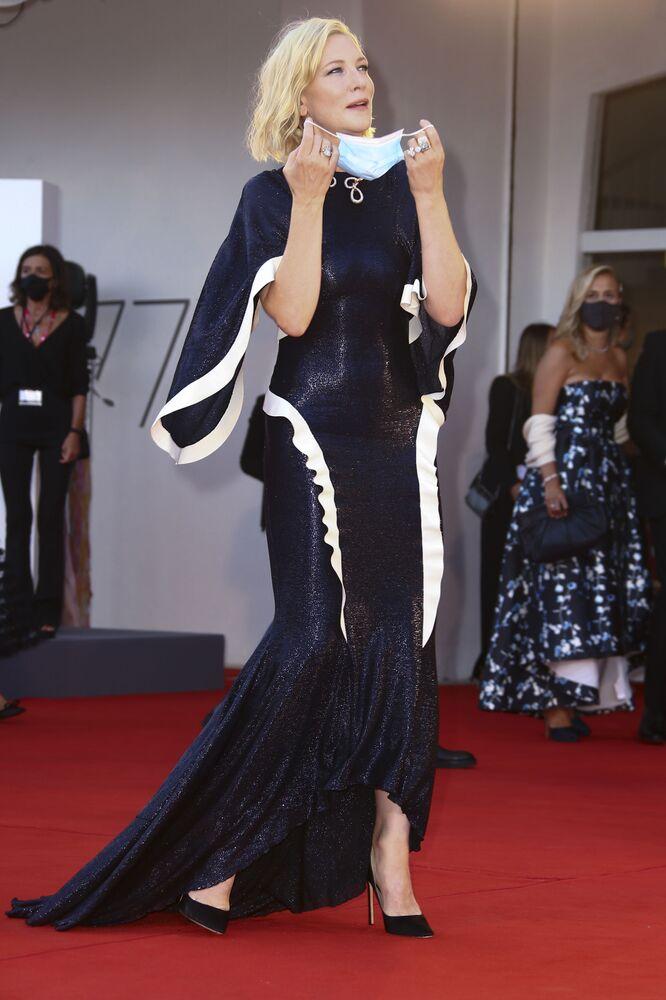 Jurorka 77. Festiwalu Filmowego w Wenecji Cate Blanchett