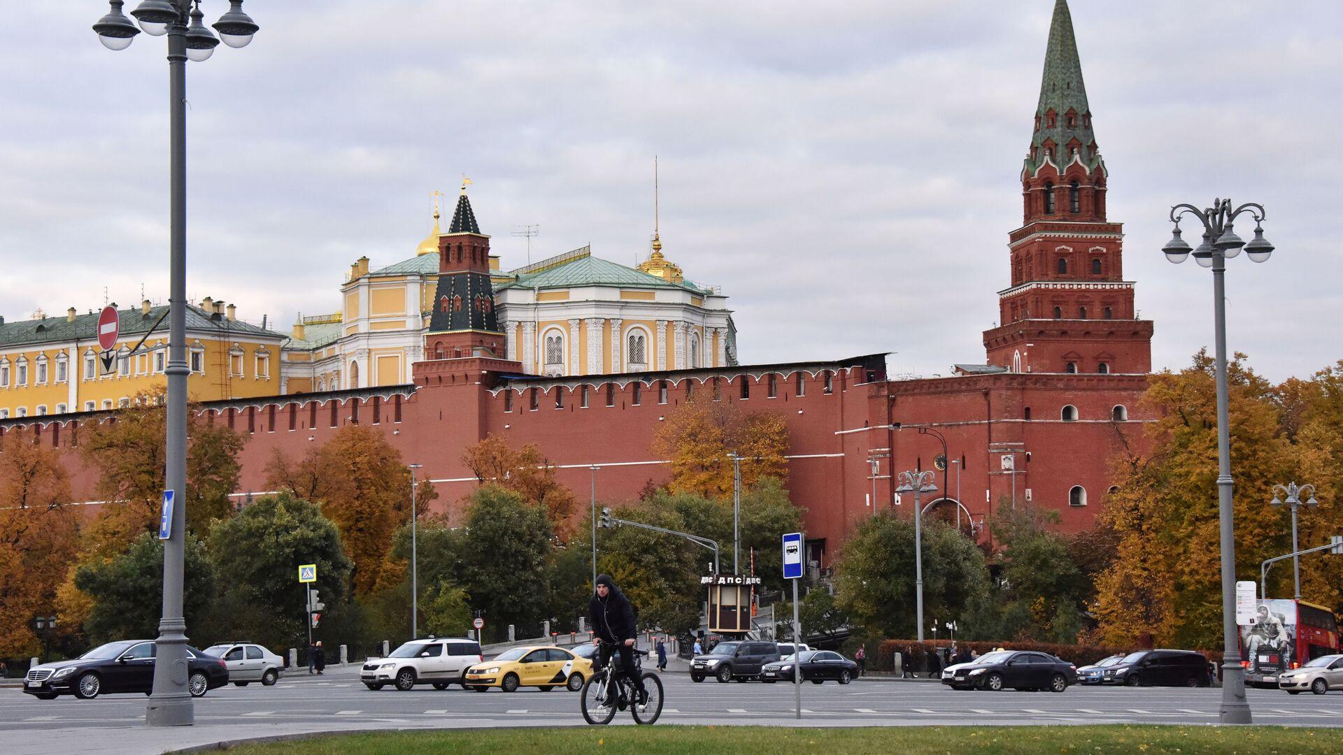 Kreml w Moskwie - Sputnik Polska, 1920, 25.06.2021