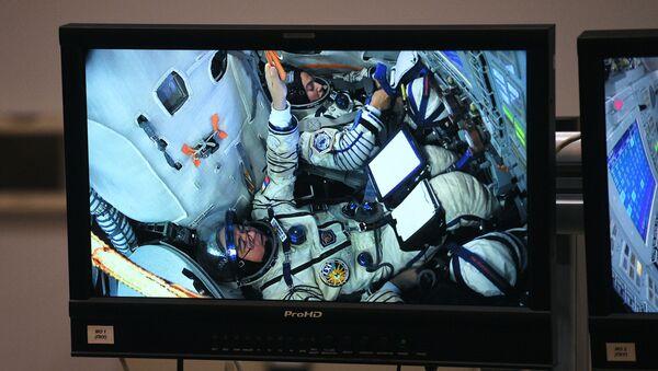Kompleksowe szkolenie załogi ISS-61/62 / EP-19. - Sputnik Polska