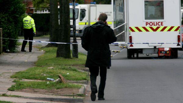 Atak nożownika w Birmingham - Sputnik Polska