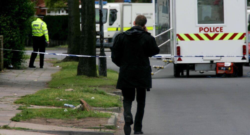 Atak nożownika w Birmingham
