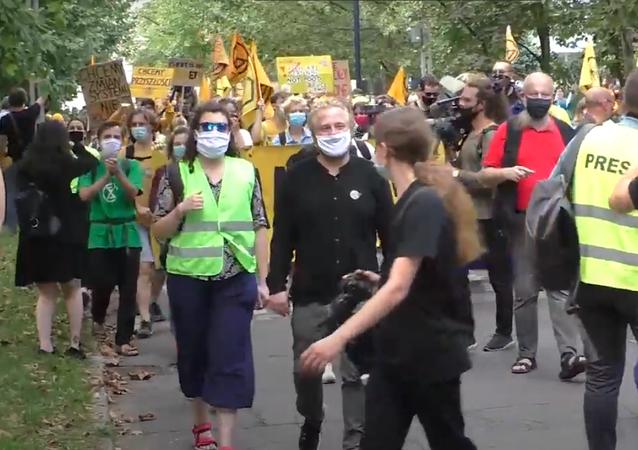 Wielki Marsz dla Klimatu
