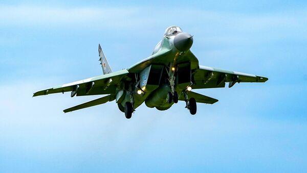 MiG -29 - Sputnik Polska