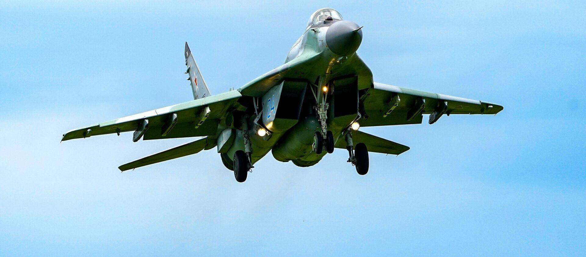MiG -29 - Sputnik Polska, 1920, 09.06.2021