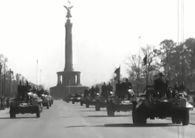Berlińska parada zwycięzców