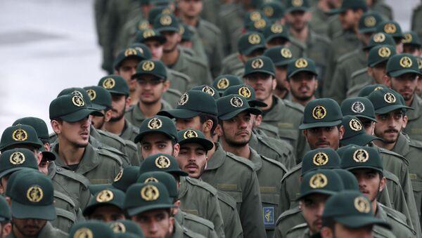 Korpus Strażników Rewolucji Islamskiej  - Sputnik Polska