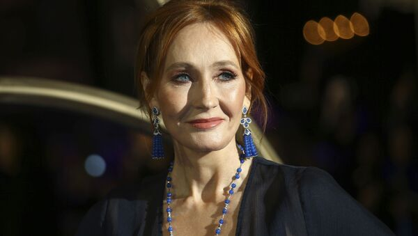 Brytyjska pisarka J. K. Rowling - Sputnik Polska
