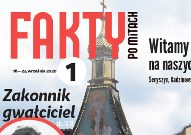 """Fakty po Mitach"