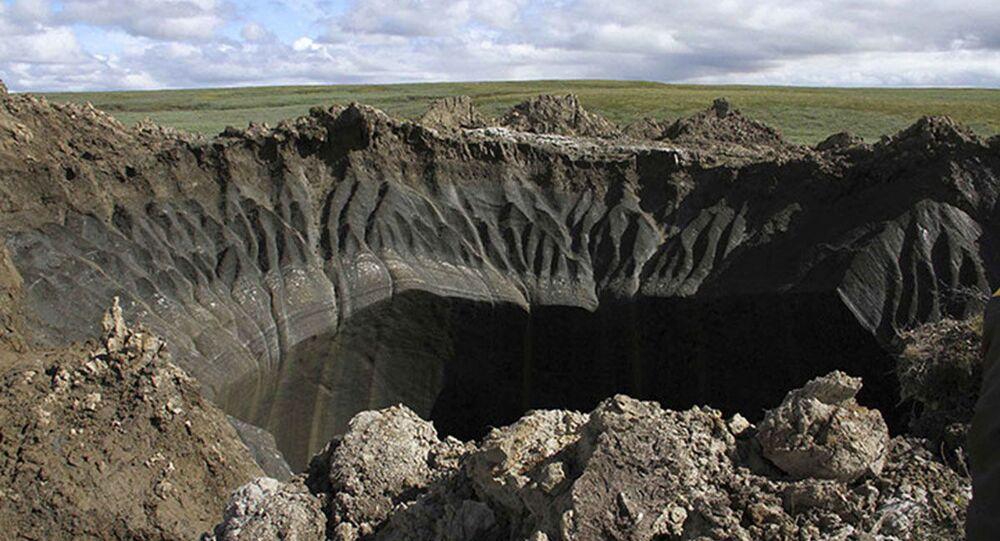 Krater na Jamale